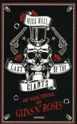 Last of the Giants - 9789048842209 - Mick Wall