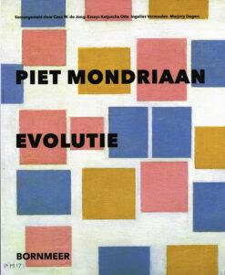 Piet Mondriaan Evolutie - 9789056153953 -