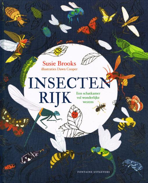 Insectenrijk - 9789059567481 - Susie Brooks