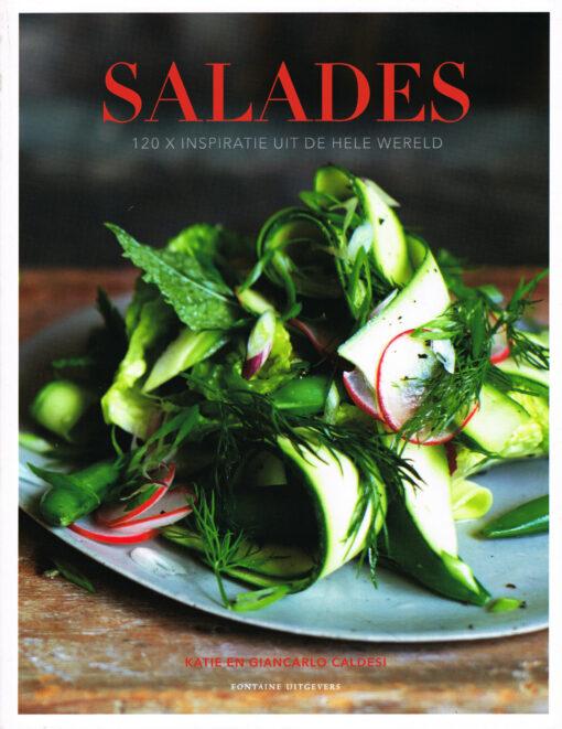 Salades - 9789059567252 - Katie Caldesi