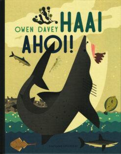 Haai ahoi! - 9789059567320 - Owen Davey