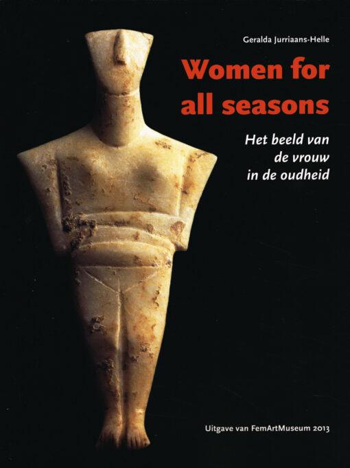Women for all seasons - 9789082035513 - Geralda Jurriaans-Helle