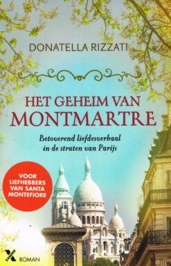 Het geheim van Montmartre - 9789401605526 - Donatelli Rizzati