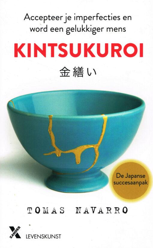 Kintsukuroi - 9789401608039 - Tomas Navarro