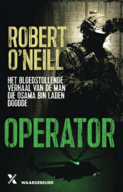 Operator - 9789401608480 - Robert O'Neill