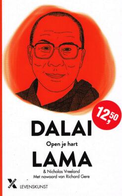 Open je hart - 9789401608916 -  Dalai Lama
