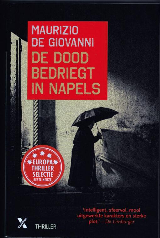 De dood bedriegt in Napels - 9789401609241 - Maurizio de Giovanni