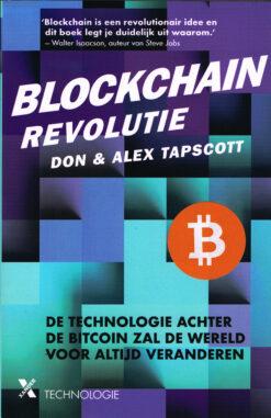 Blockchainrevolutie - 9789401609319 - Don Tapscott