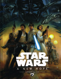 Star Wars – A New hope - 9789460784910 -