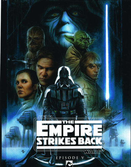 Star Wars – The Emire Strikes Back - 9789460784927 -