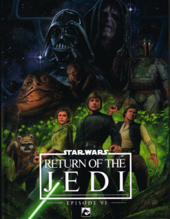 Star Wars – Return of the Jedi - 9789460784934 -