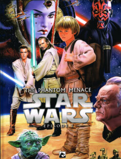 Star Wars – The Phantom Menaced - 9789460785870 -