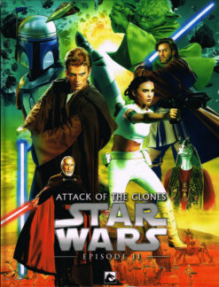 Star Wars – Attack of the Clones - 9789460786358 -