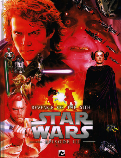 Star Wars – Revenge of the Sith - 9789460786457 -