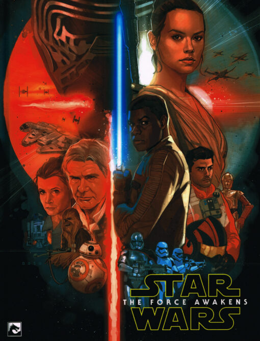 Star Wars – The Force Awakens - 9789460787508 -
