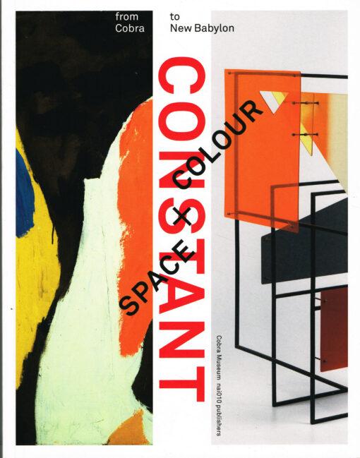 Constant: space   colour - 9789462083011 -