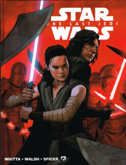 Star Wars – The Last Jedi - 9789463732314 -