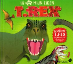 Ik maak mijn eigen T.Rex - 9789492077585 -