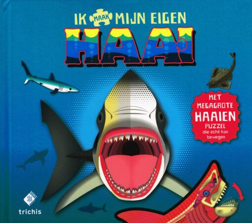 Ik maak mijn eigen haai - 9789492077844 -