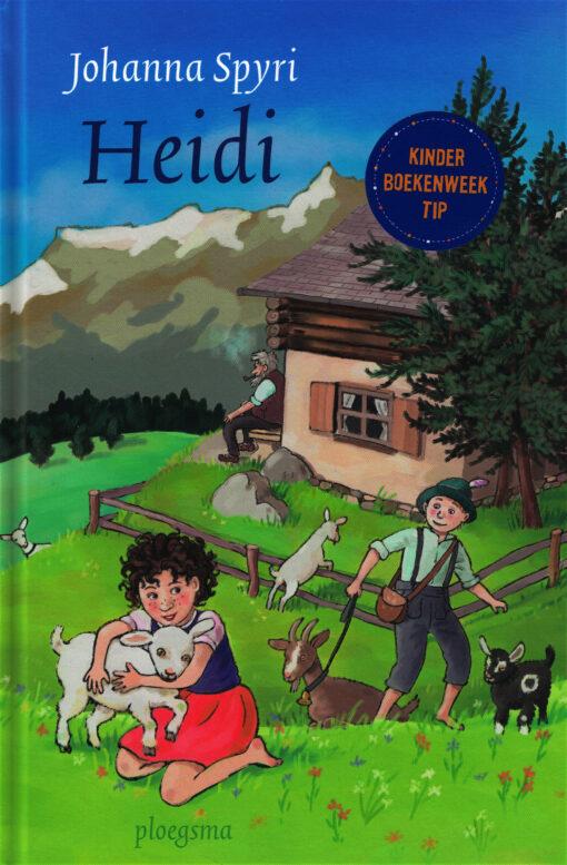 Heidi - 9789021676272 - Johanna Spyri