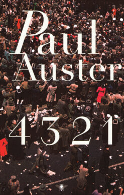 4321 - 9789023462606 - Paul Auster