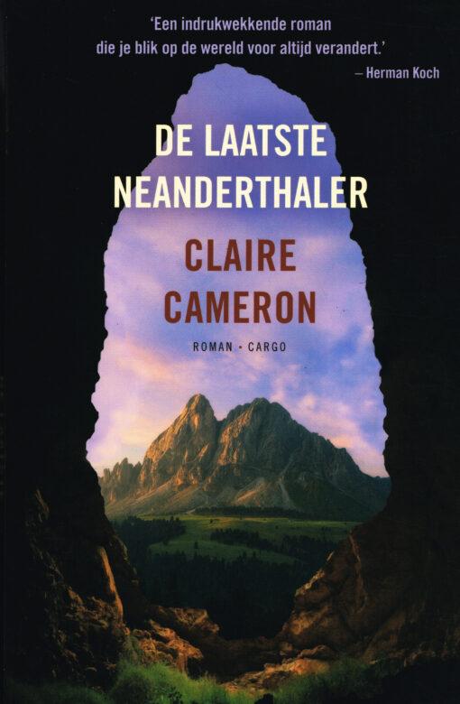 De laatste Neanderthaler - 9789023466567 - Claire Cameron
