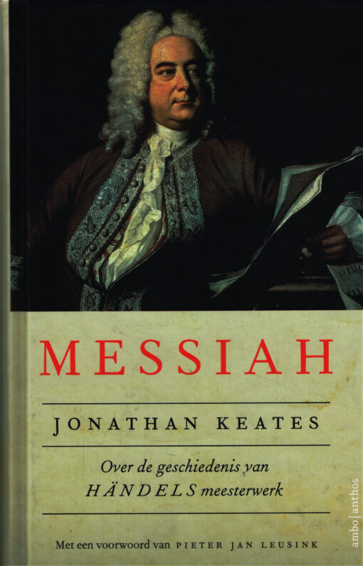 Messiah - 9789026340888 - Jonathan Keates
