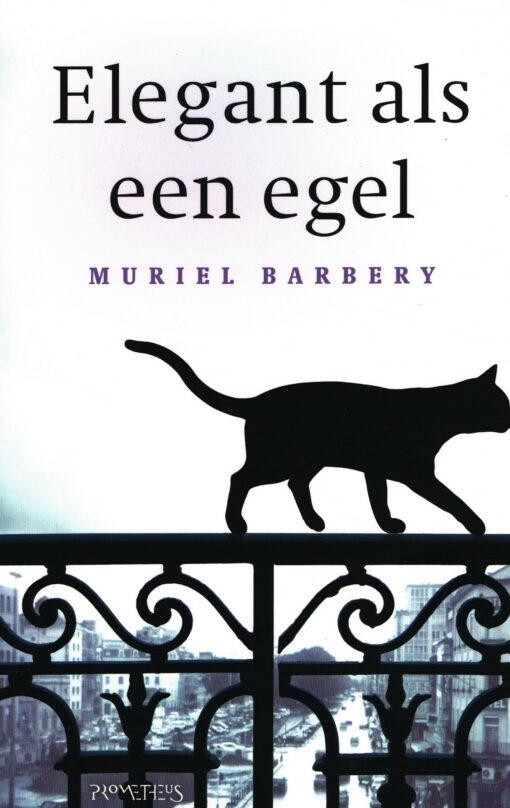 Elegant als een egel - 9789044629637 - Muriel Barbery