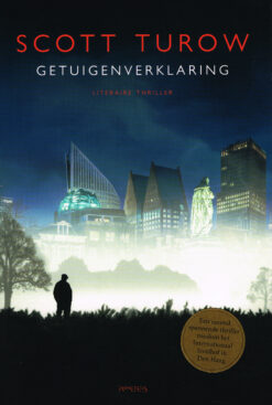 Getuigenverklaring - 9789044633368 - Scott Turow