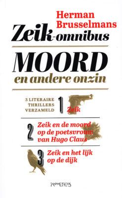 Moord en andere onzin - 9789044634471 - Herman Brusselmans