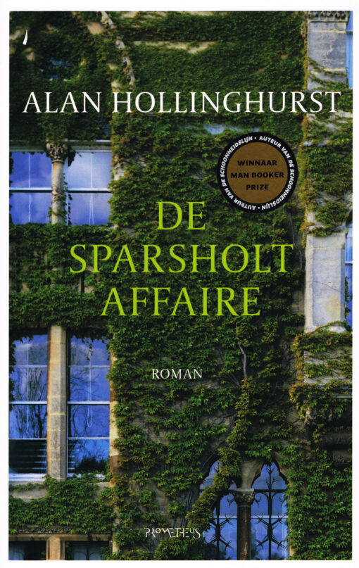 De Sparsholt-affaire - 9789044635027 - Alan Hollinghurst