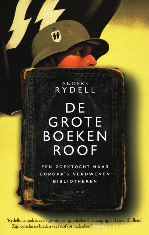 De grote boekenroof - 9789045031910 - Anders Rydell