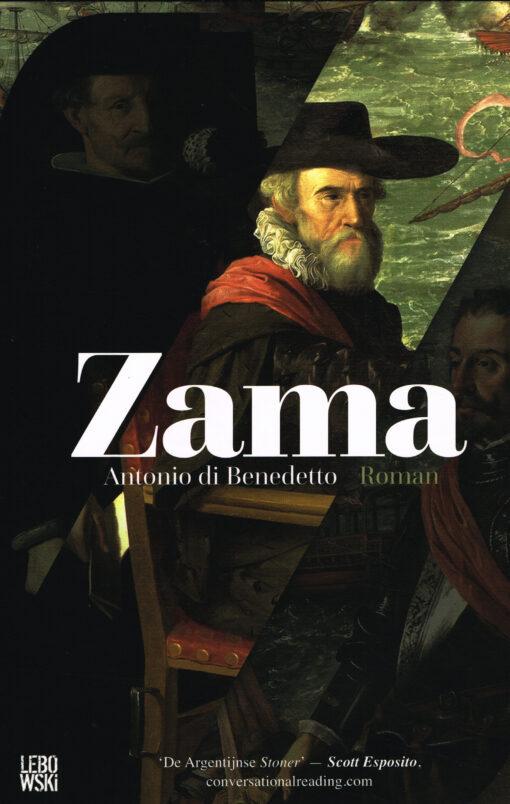 Zama - 9789048837571 - Antonie di Benedetto