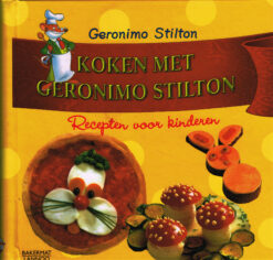 Koken met Geronimo Stilton - 9789054614012 - Geronimo Stilton