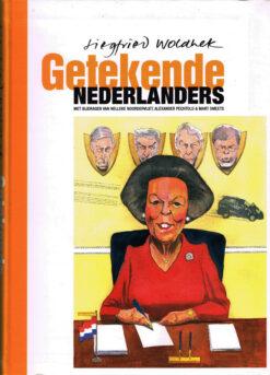 Getekende Nederlanders - 9789055946686 - Siegfried Woldhek