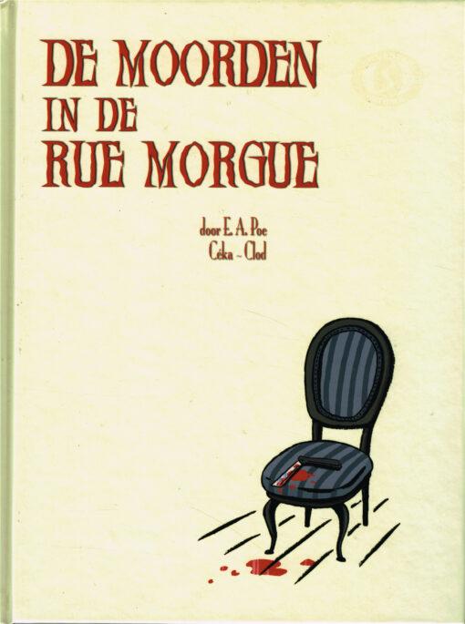 De moorden in de Rue Morgue - 9789058854179 - Edgar Allan Poe
