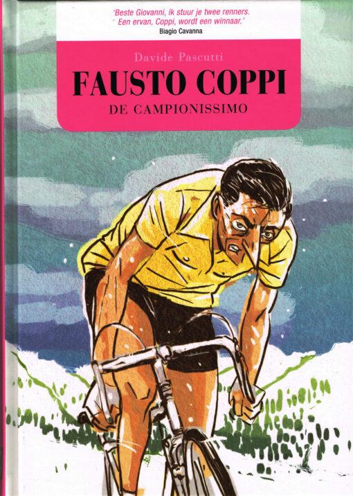 Fausto Coppi - 9789058855169 - Davide Pascutti