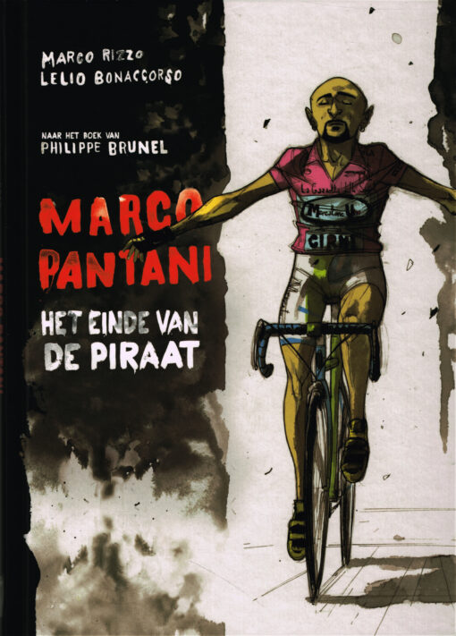 Marco Pantani - 9789058856784 - Lelio Bonnaccorso