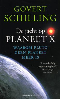 De jacht op Planeet X - 9789059563773 - Govert Schilling
