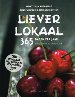 Liever lokaal - 9789059564893 - Annette van Ruitenburg