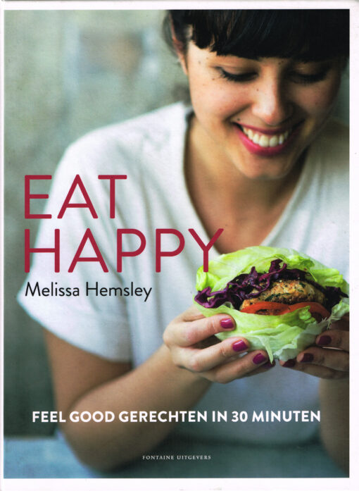Eat happy - 9789059568211 - Melissa Hemsley