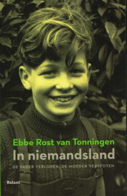 In niemandsland - 9789460033001 - Ebbe Rost van Tonningen