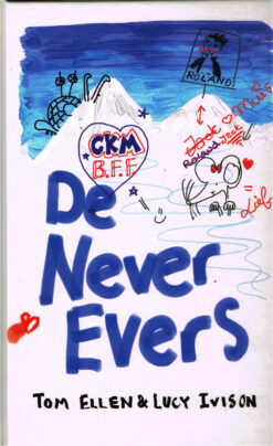 De Never Evers - 9789020679441 - Tom Ellen