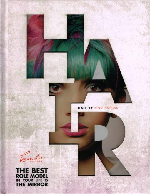 Hair by Kinki Kappers - 9789020680003 -