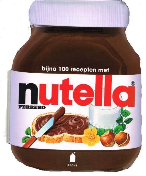 Bijna 100 recepten met Nutella - 9789023014010 -
