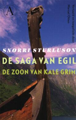 De saga van Egil - 9789025305901 - Snorri Sturluson