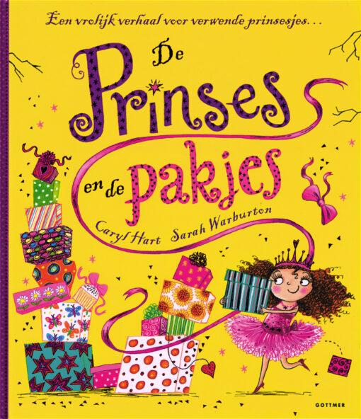 De prinses en de pakjes - 9789025756024 - Caryl Hart