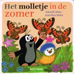 Het molletje in de zomer - 9789025757960 - Zdenek Miler