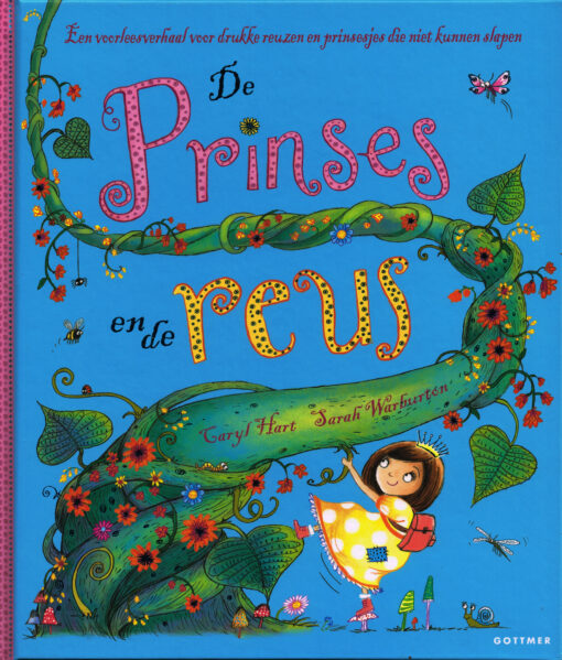 De prinses en de reus - 9789025760700 - Caryl Hart