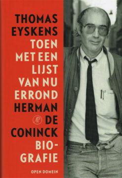 Toen met een lijst van nu errond - 9789029511407 - Thomas Eyskens